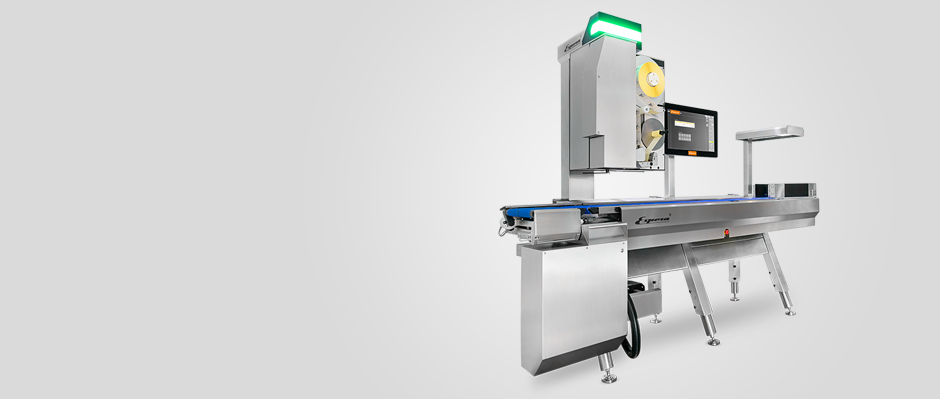 Automatic weigh-price labelling machines ES-R