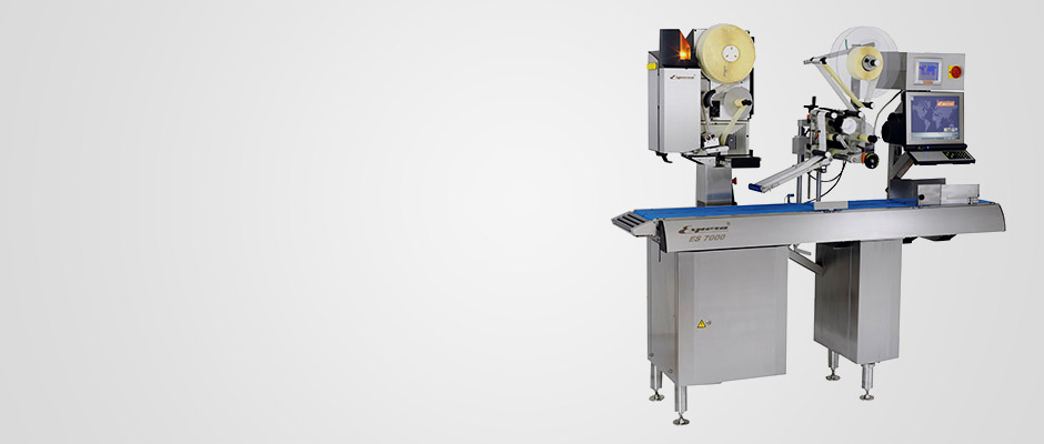 Fully automatic solutions for top and side labelling